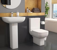 Bathrooms in Denton Hyde Stockport